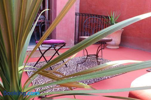 Hotel la Boheme - Cáceres - Balcony
