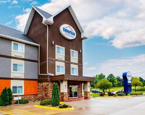 Suburban Extended Stay Hotel - Cedar Falls - Building