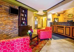 Suburban Extended Stay Hotel - Cedar Falls - Lobby