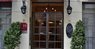 Hotel Touring - פריז - בניין