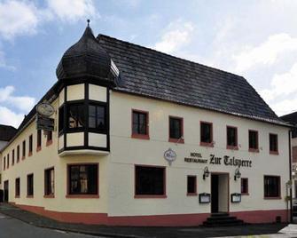 Zur Talsperre - Heimbach - Building