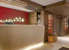 Agora Swiss Night By Fassbind - Lausanne - Front desk