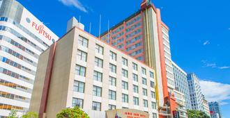 James Cook Hotel Grand Chancellor - Wellington - Edificio