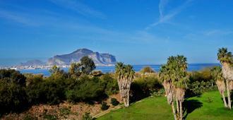 Hotel Villa D'Amato - Palermo - Näkymät ulkona