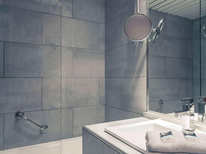 Hôtel Mercure Bordeaux Aéroport - Mérignac - Bathroom