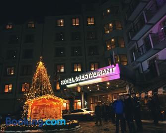 Romantik Spa Hotel - Yaremche - Gebouw
