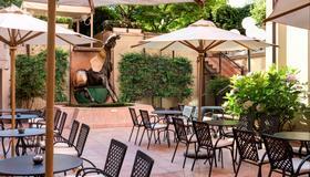 Hotel Indigo Verona - Grand Hotel Des Arts - Verona - Pátio