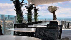 Grand Hotel Oriente - Nápoles - Balcón