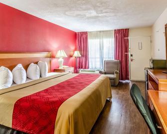 Econo Lodge - Martinsville - Спальня