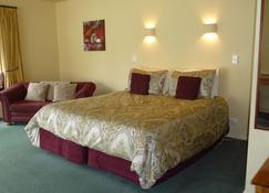 Harrogate Gardens Motel - Hanmer Springs - Phòng ngủ
