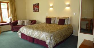 Harrogate Gardens Motel - Hanmer Springs - Bedroom