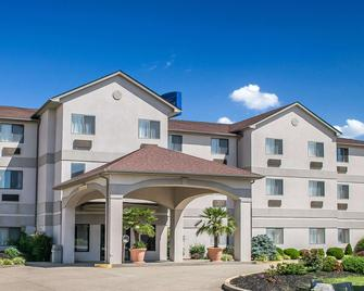 Quality Inn And Suites Brooks - Brooks - Edificio