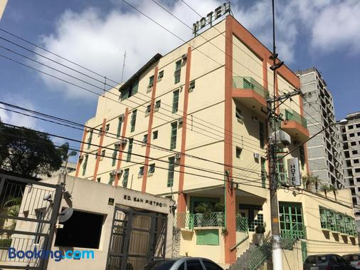 Trade Hotel Diadema - Diadema - Building