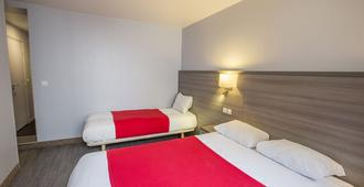 Hipotel Paris Père Lachaise République - Paris - Bedroom