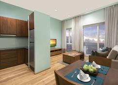 Ocean Edge Suites & Hotel Colombo - Colombo - Vardagsrum