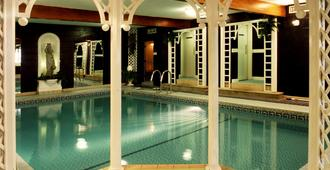 Park Manor Hotel - Scarborough - Piscina