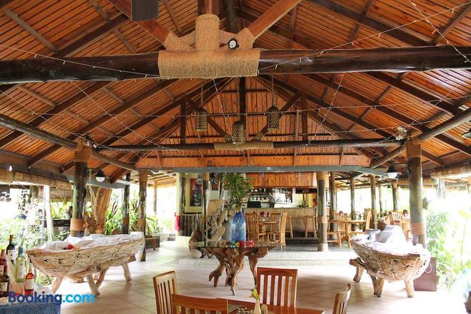 Hotel Chateau St Cloud - La Digue Island - Lounge