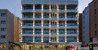 The Ciao Stelio Deluxe Hotel - Adults Only - Larnaka - Bygning