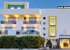 Hotel Villamor - Denia - Building