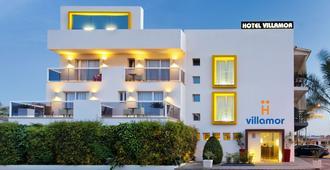 Hotel Villamor - Denia - Gebäude