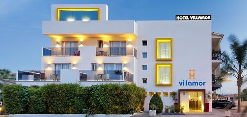 Hotel Villamor - Denia - Rakennus