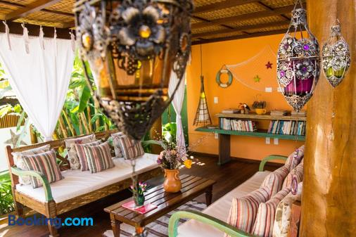 Pousada Maria Pitanga - Arraial d'Ajuda - Living room