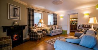 Hazelwood Lodge - Ballyvaughan - Sala de estar