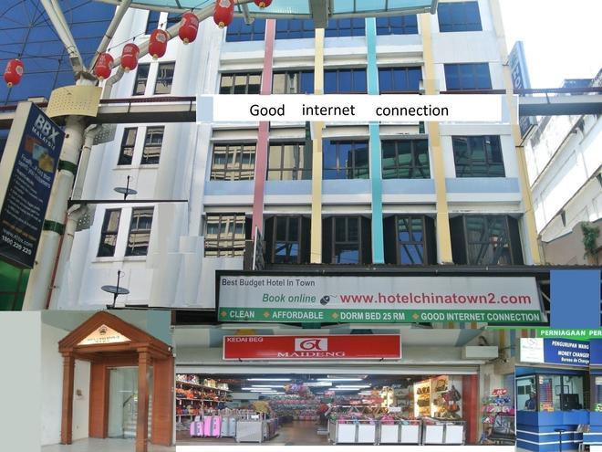 Hotel China Town 2 Kuala Lumpur - Kuala Lumpur - Rakennus