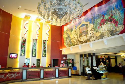 Hotel Elizabeth Cebu - Cebu City - Front desk