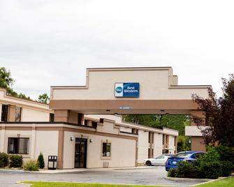 Best Western Executive Inn - Battle Creek - Gebäude
