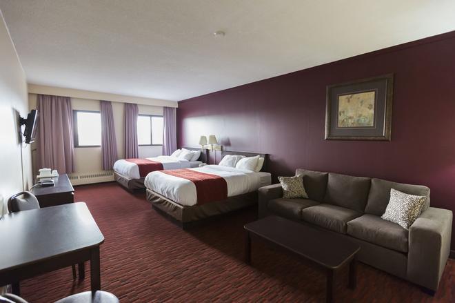 Argyll Plaza Hotel - Edmonton - Habitación