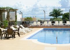 De la Trinidad Hotel - Encarnación - Pool