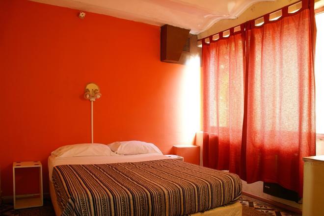 拉卡索娜德道傑米 2 號套房酒店 - 羅沙略 - 羅薩里奧 - 臥室