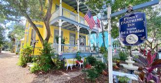 Penny Farthing Inn - St. Augustine