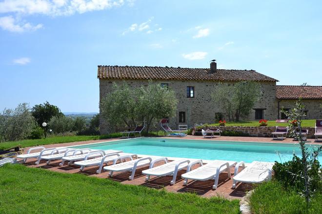 Perugia Farmhouse - Perugia - Pool