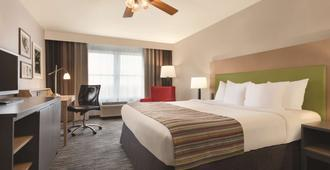 Country Inn & Suites by Radisson, Galena, IL - Galena - Bedroom