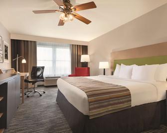 Country Inn & Suites by Radisson, Galena, IL - Galena - Κρεβατοκάμαρα