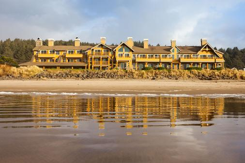 The Ocean Lodge - Cannon Beach - Toà nhà