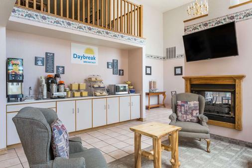 Days Inn by Wyndham Torrey Capital Reef - Torrey - Buffet
