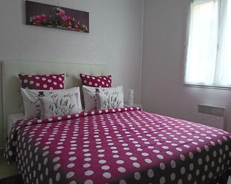 L'Escale Chambres d'Hôtes - Dourdan - Schlafzimmer