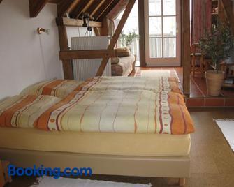 Apartments Bed & Breakfast Brückner - Markt Einersheim - Bedroom