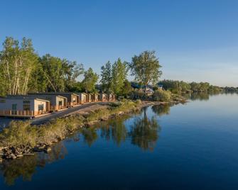 River Lodge and Grill - Boardman - Venkovní prostory