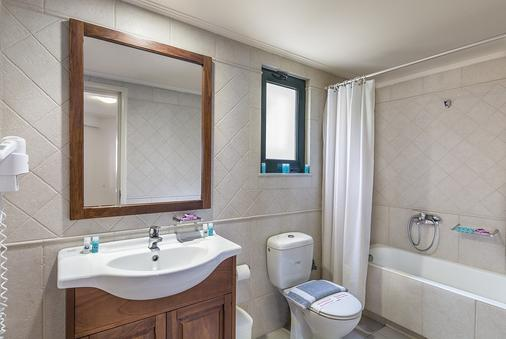 Creta Palm Hotel - Stalos - Bathroom