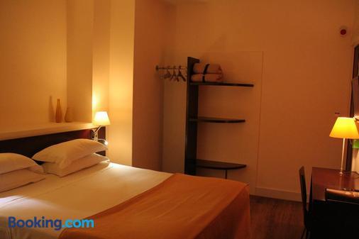 Hotel La Beauze - Aubusson - Bedroom