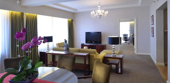 Hotel Equatorial Ho Chi Minh City - TP. Hồ Chí Minh - Phòng ngủ