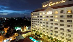 Hotel Equatorial Ho Chi Minh City - Ho Chi Minh City - Building