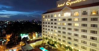 Hotel Equatorial Ho Chi Minh City - Ho Chi Minh City - Building