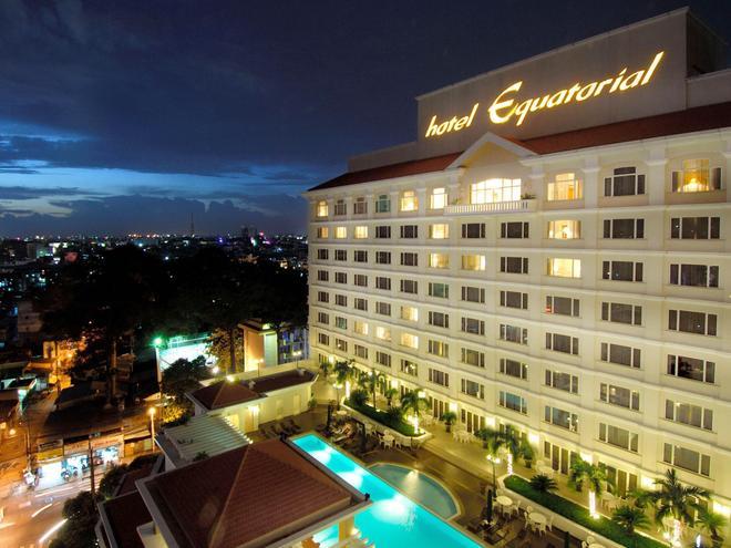 Hotel Equatorial Ho Chi Minh City - TP. Hồ Chí Minh - Toà nhà