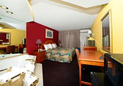 Americas Best Value Inn-Nashville/Airport South - Nashville - Makuuhuone