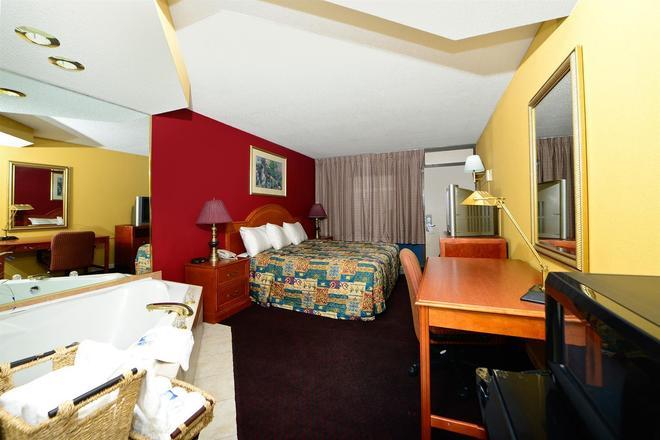 Americas Best Value Inn-Nashville/Airport South - Nashville - Bedroom